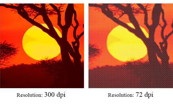عوامل تاثیرگذار در کیفیت چاپ یک طرح