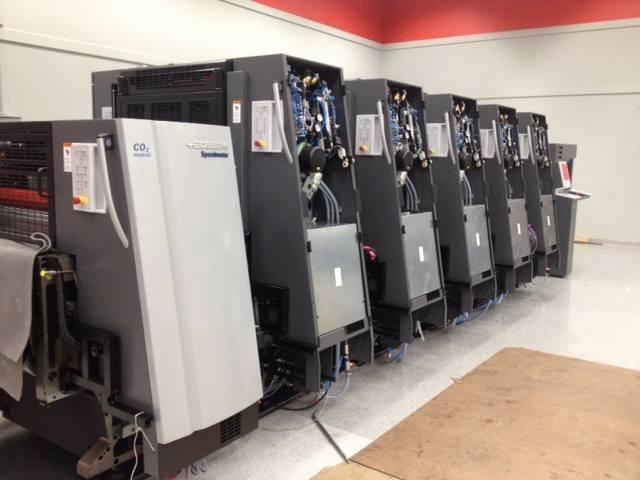 اطلاعاتی درباره کف سازی یک چاپخانه