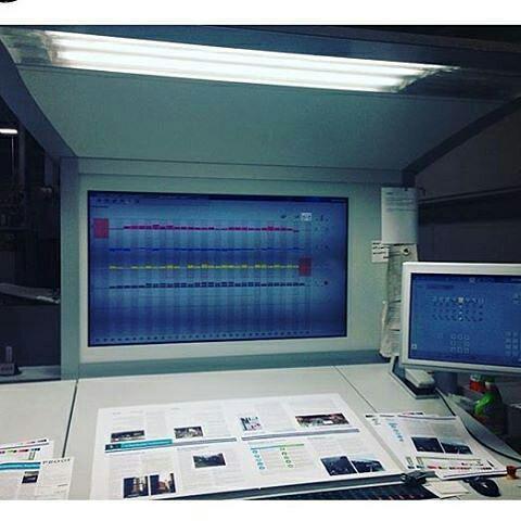 نقش نور استاندارد در محيطهاي توليد محصول چاپي
